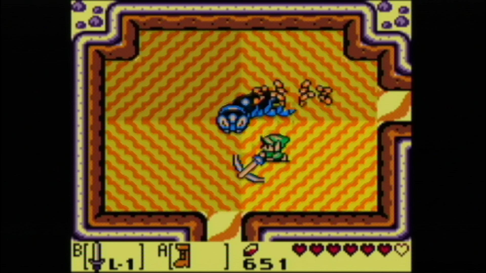 Gb 3 Legend Of Zelda Link S Awakening Dx 600 Games