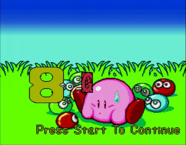 Kirby Avalanche - 1 Screenshot 2016-01-22 22-53-54