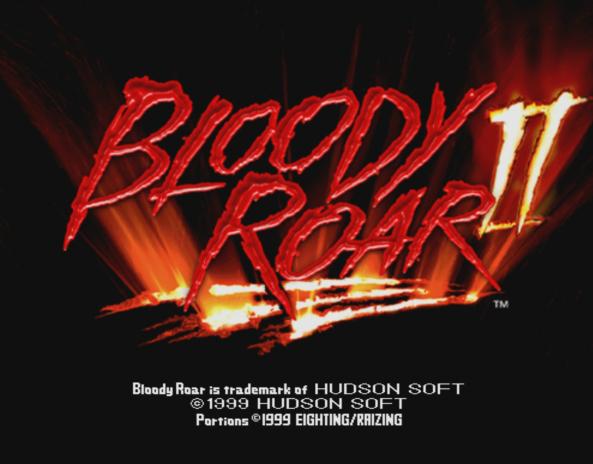 Bloody Roar II - Day 1 Screenshot 2016-07-07 07-12-25
