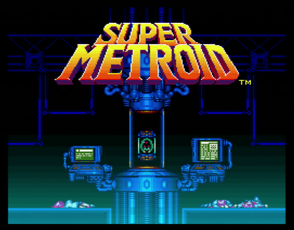 Super Metroid - Day 1 Screenshot 2016-07-04 22-55-52