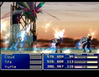 Final Fantasy VII - Day 4 Screenshot 2017-03-12 22-43-10