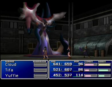 Final Fantasy VII - Day 5 Screenshot 2017-03-16 00-18-53