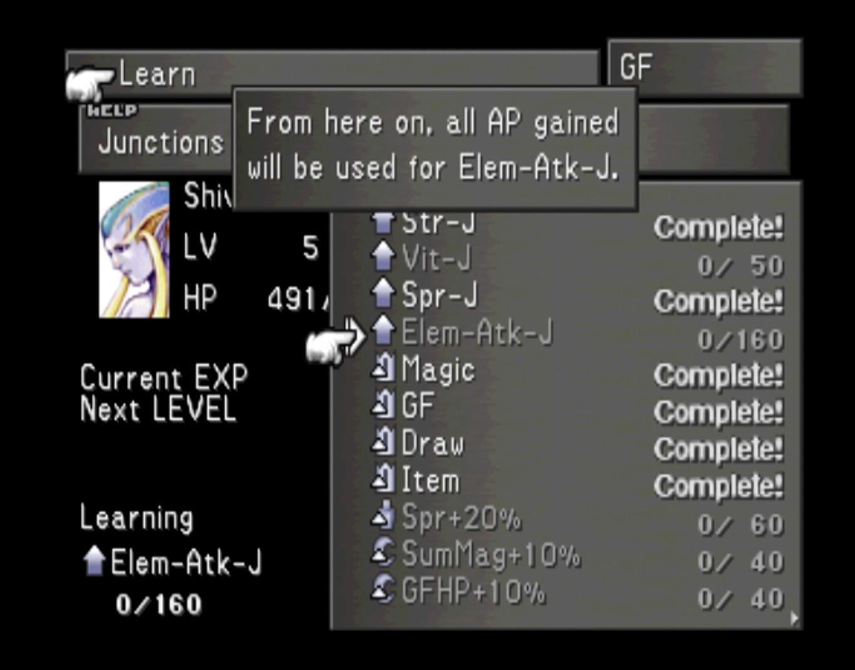 38dace17e709 PS1 –  17 – Final Fantasy VIII