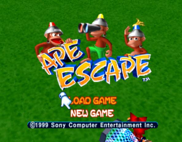 Ape Escape - Day 1 Screenshot 2017-06-12 17-26-48