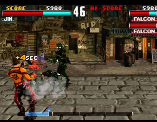 Tekken 3 - Day 1 Screenshot 2017-06-12 17-34-07