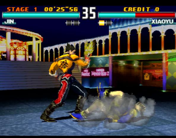 Tekken 3 - Day 1 Screenshot 2017-06-12 17-34-25