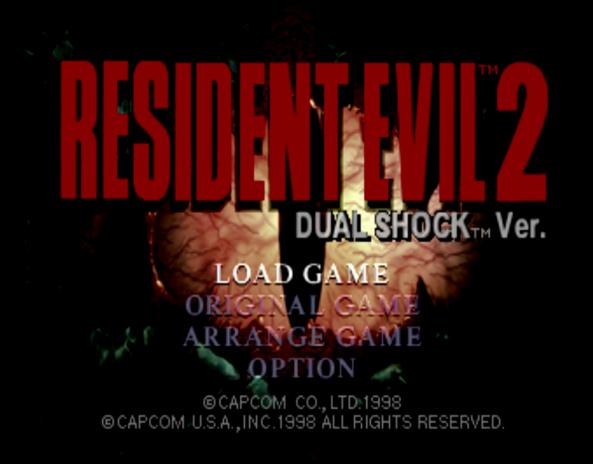 Resident Evill 2 - Day 1-2 Screenshot 2017-07-02 00-56-11