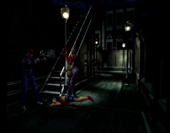 Resident Evill 2 - Day 1-2 Screenshot 2017-07-02 12-25-45