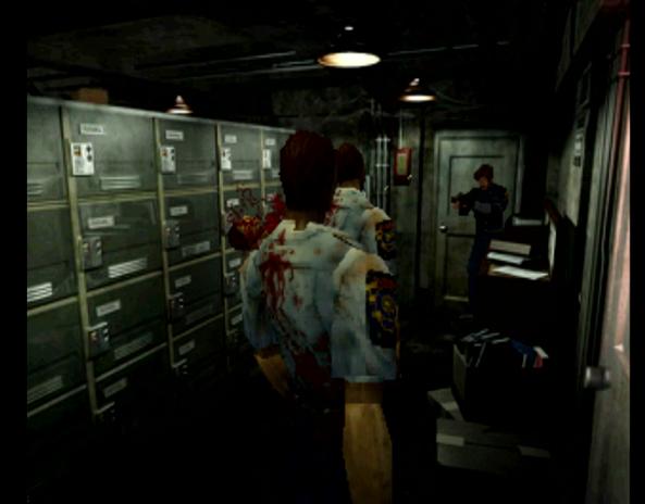 Resident Evill 2 - Day 1-2 Screenshot 2017-07-02 12-29-02