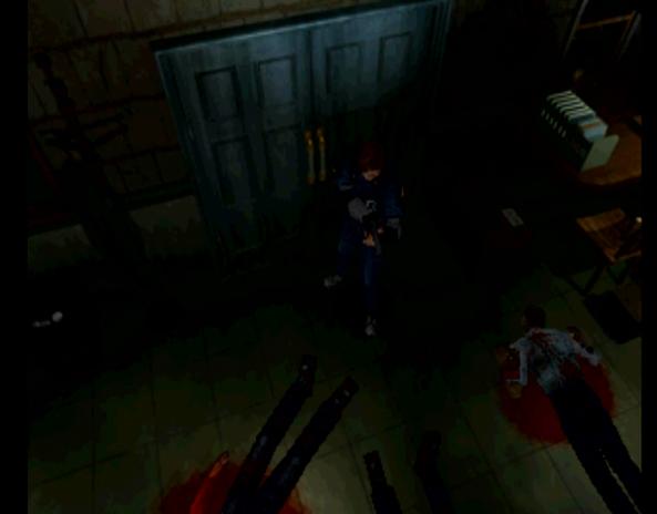 Resident Evill 2 - Day 1 Screenshot 2017-07-02 12-24-43